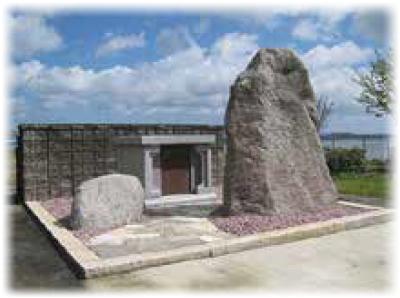 合同供養塔「永遠の海崎(とわのみさき)」